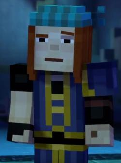 Petra Minecraft Petra Ashley Johnson