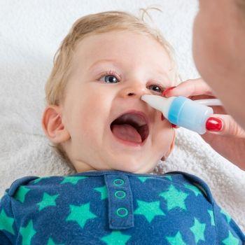 Cómo despejar la congestión nasal en los bebés