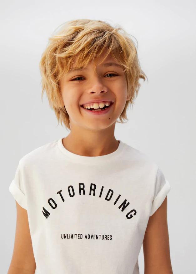 T-shirts pour Garçon 2021