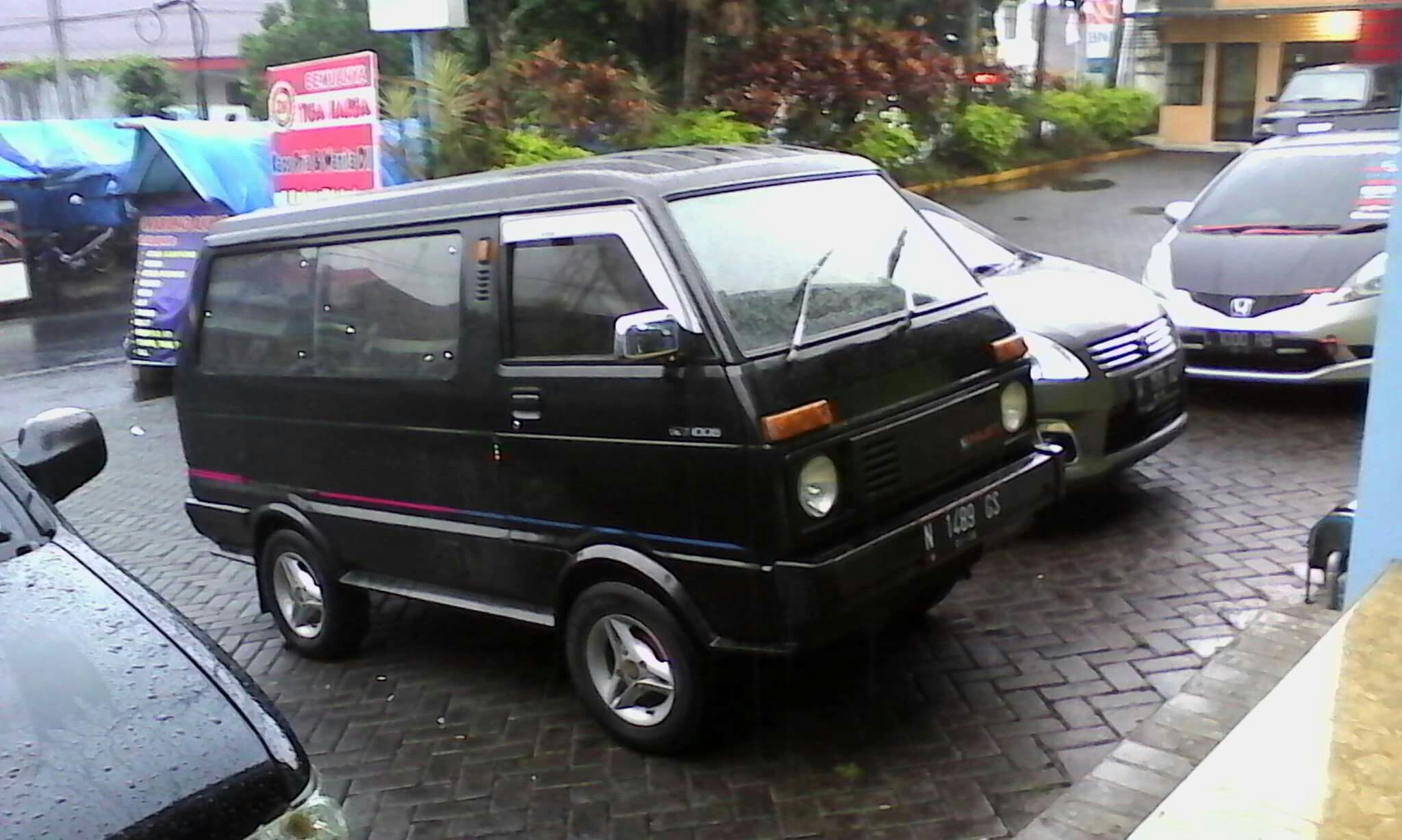 Daihatsu Hijet 1000 Karavanlar