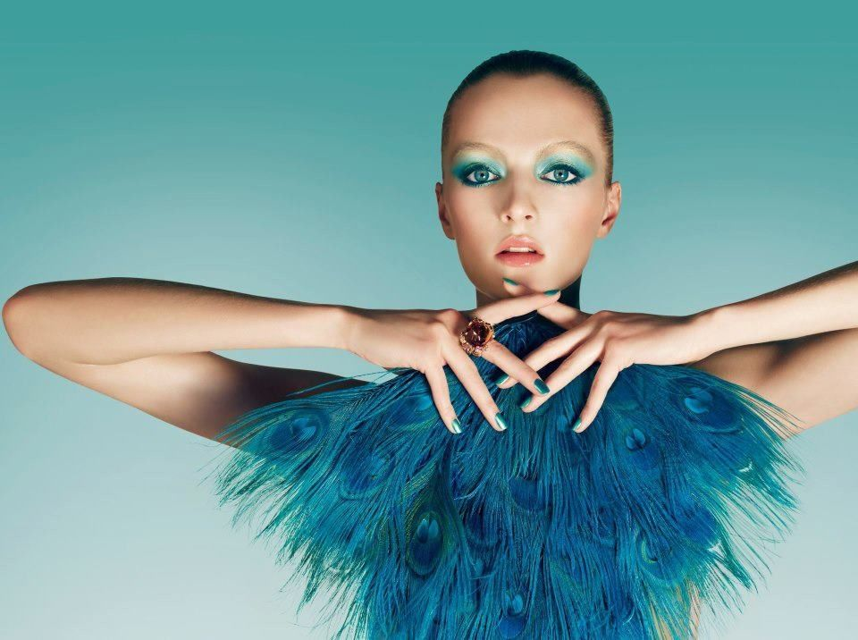 Peacock #fashion
