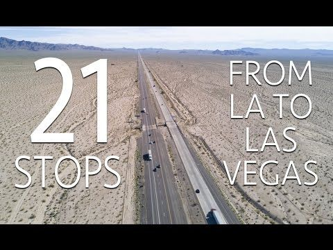The Drive From La To Las Vegas Can Be A Long One But It Doesn T Have To Be Boring Check Out All Of M Las Vegas Road Trips California Las Vegas
