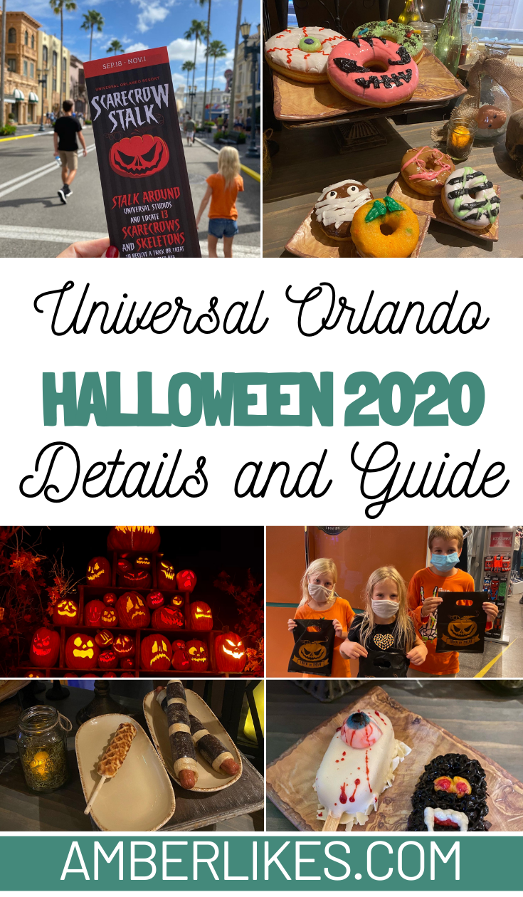 Universal Orlando Halloween Family Guide In 2020 Universal Orlando Universal Orlando