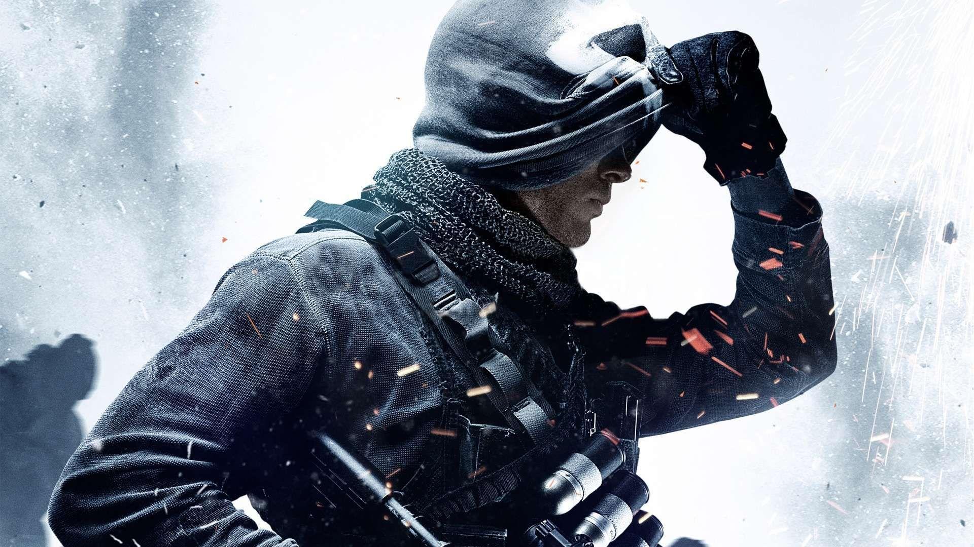 Call Of Duty Ghosts Game Hd Wallpaper 1080p Geek In 2019 Ghost