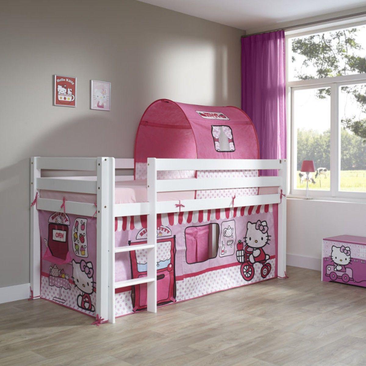 Hello Kitty émerveillera La Chambre De Votre Petite Fille Par Son Style Et  Par Sa Qualité
