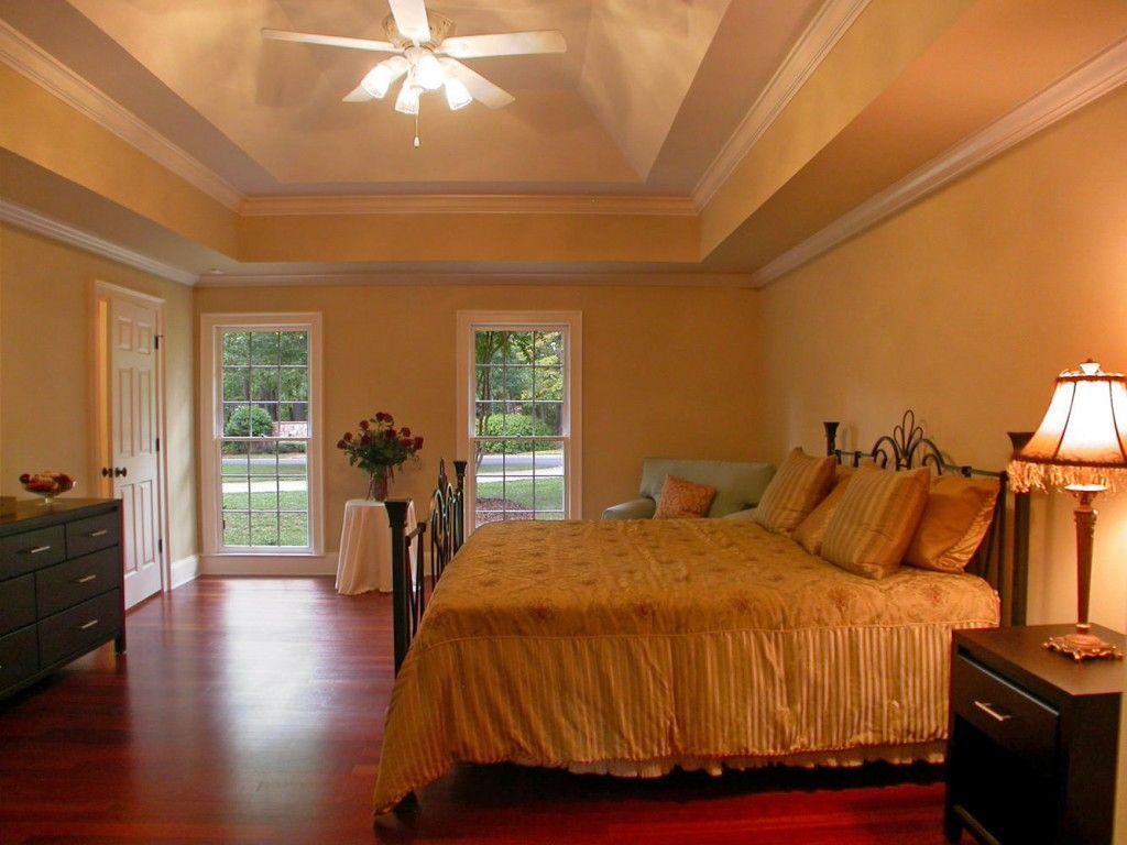 modern romantic bedroom interior. Wonderful Romantic Bedroom Interior Design, Beautiful Hanging Light, Modern Wooden Wardrobe, Lamp Light R