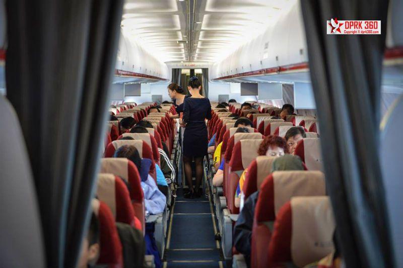 North Korea's national carrier Air Koryo