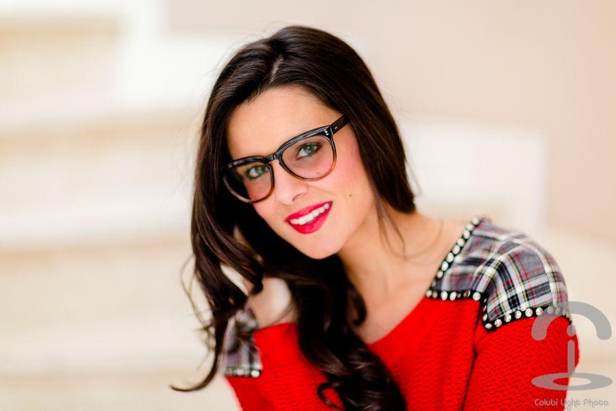 Lentes Transitions   Nieves Álvarez Crimenes de la Moda   Fashion ... 2ff36d1879