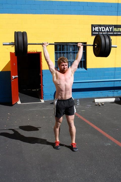 Crossfit Work Outs At Heyday Elite Fitness Elite Fitness Crossfit Workouts Daily Workout
