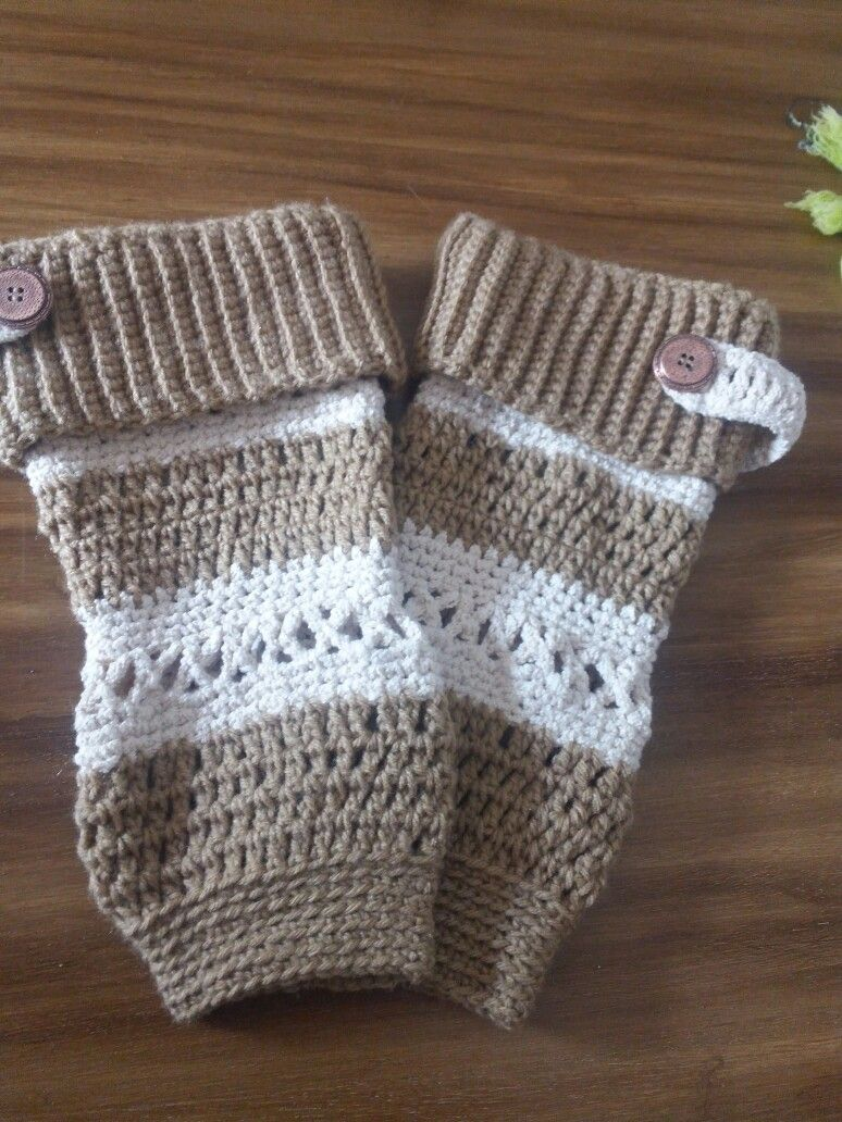 65abfc54f Barra Mansa | Crochet to wear Feet and legs | Cunho de bota ...