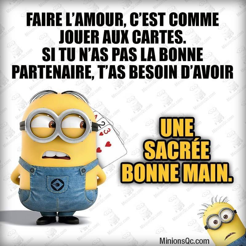citations petits minions page 4 humour pinterest humor and funny things. Black Bedroom Furniture Sets. Home Design Ideas