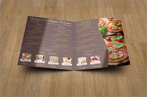 awesome restaurant menu mockup restaurant menu mockup free