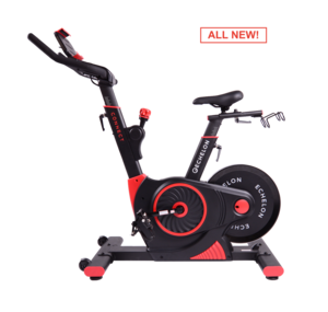 At Home Indoor Exercise Bike With On Demand Live Classes