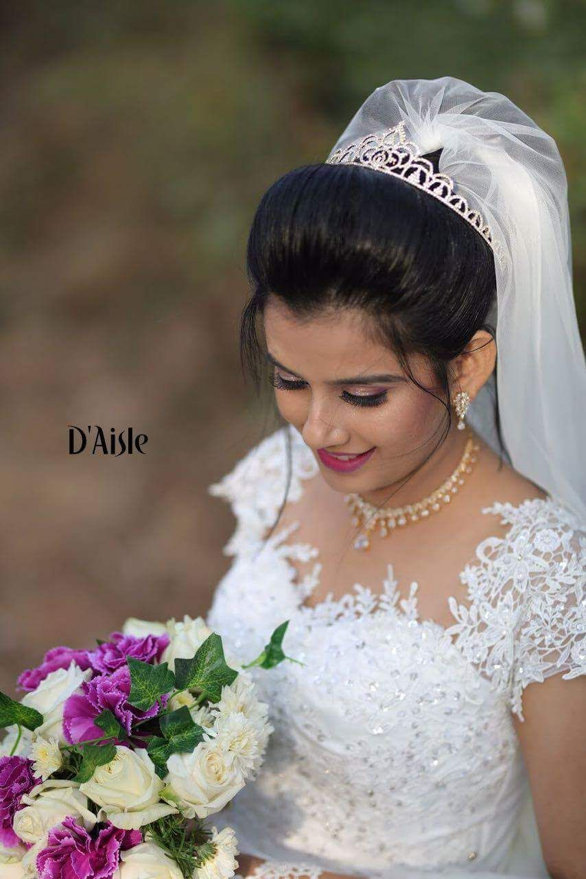 Hairstyles For Christian Wedding | Christian wedding gowns, Christian bride, Christian wedding dress