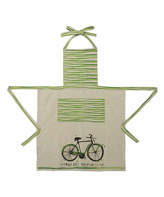 Ride Like You Mean It Apron