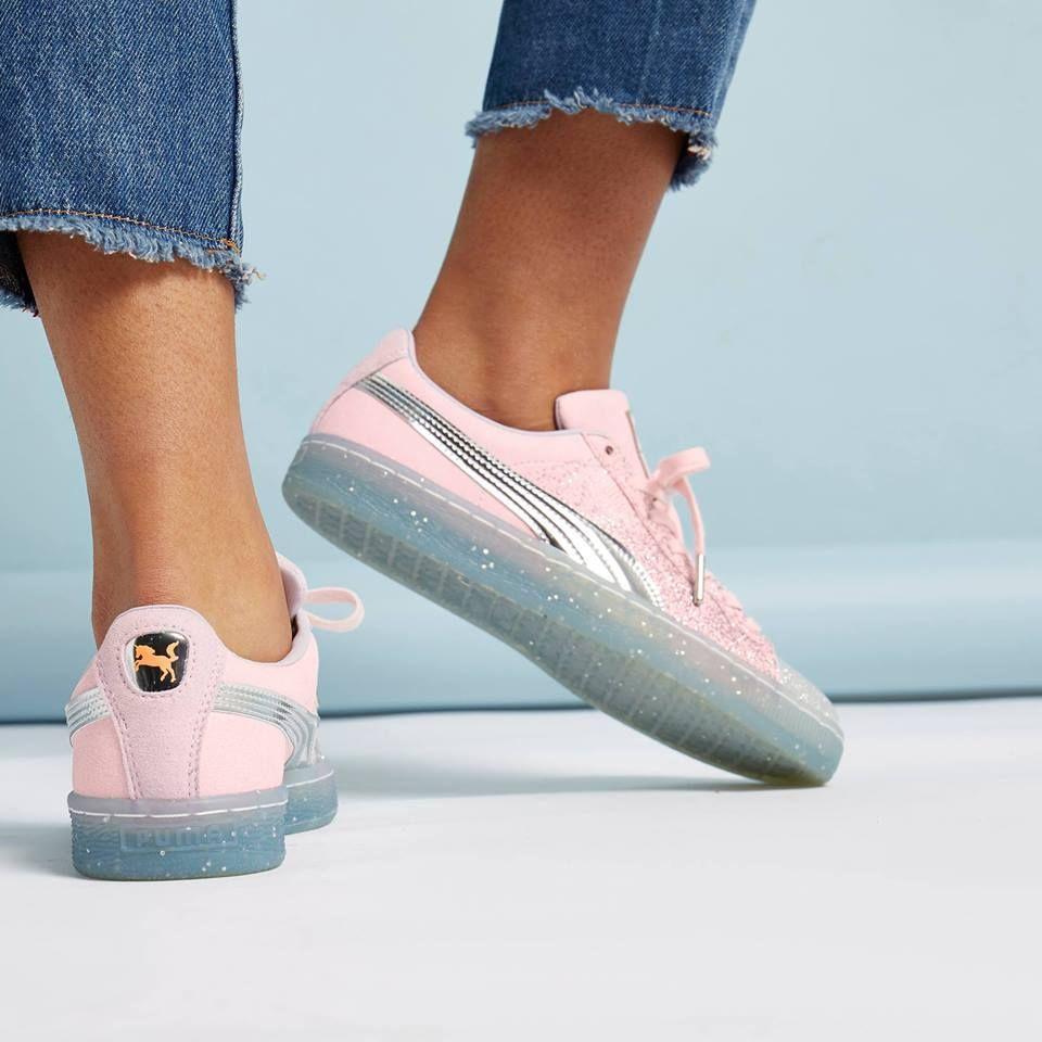 33a07d815da9 PUMA SOPHIA WEBSTER GLITTER PRINCESS | PUMA in 2019 | Shoes ...