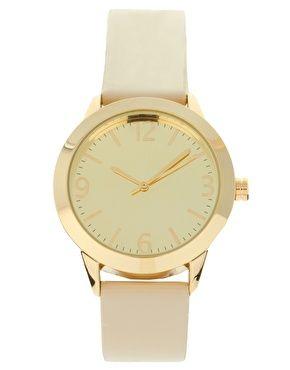 Broken White Gold Asos Uhr Armband