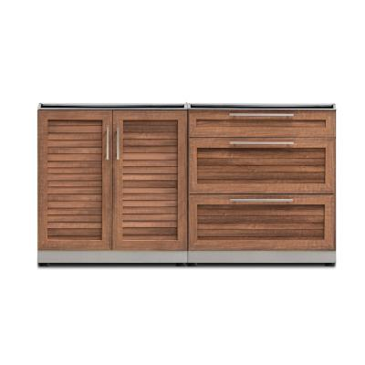 Newage Products Outdoor Kitchen Grove 2 Piece 64 In W X 36 5 In