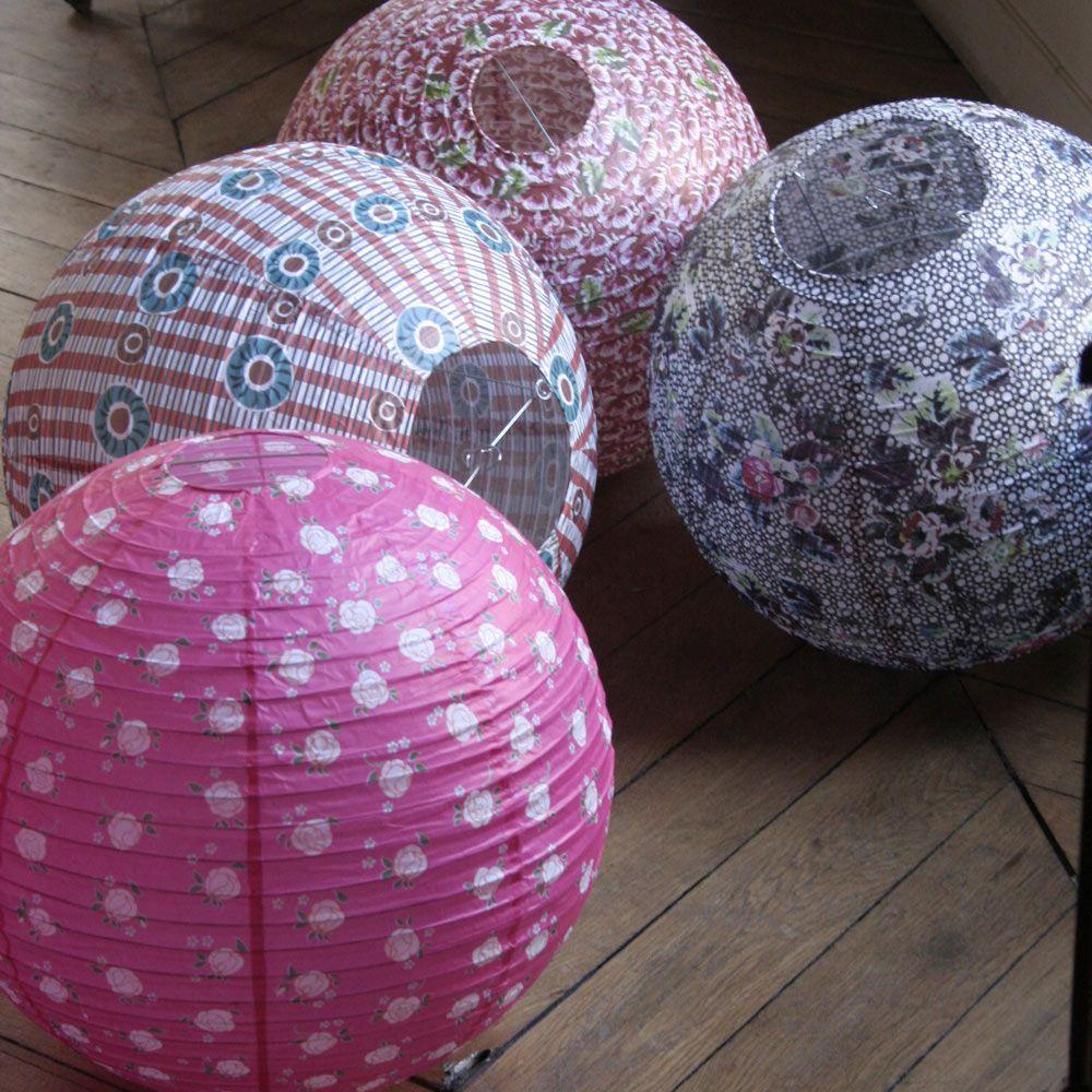 boules japonaises bhv chambre n 2 lampe japonaise. Black Bedroom Furniture Sets. Home Design Ideas
