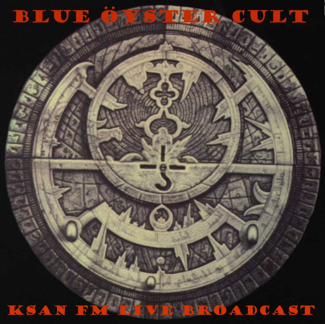 Blue Oyster Cult - 1980 - KSAN Broadcast (Live from the Old Waldorf, San Francisco)