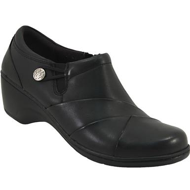 Clarks Channing Ann Slip on Casual