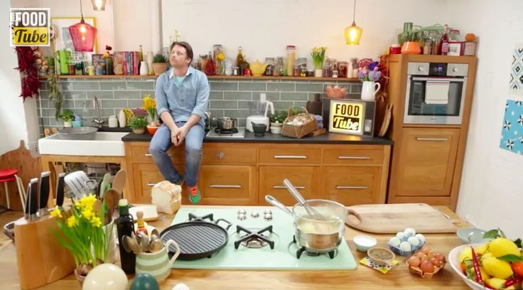 jamie oliver food tube kitchen - Google Search | K I T C H E N ...