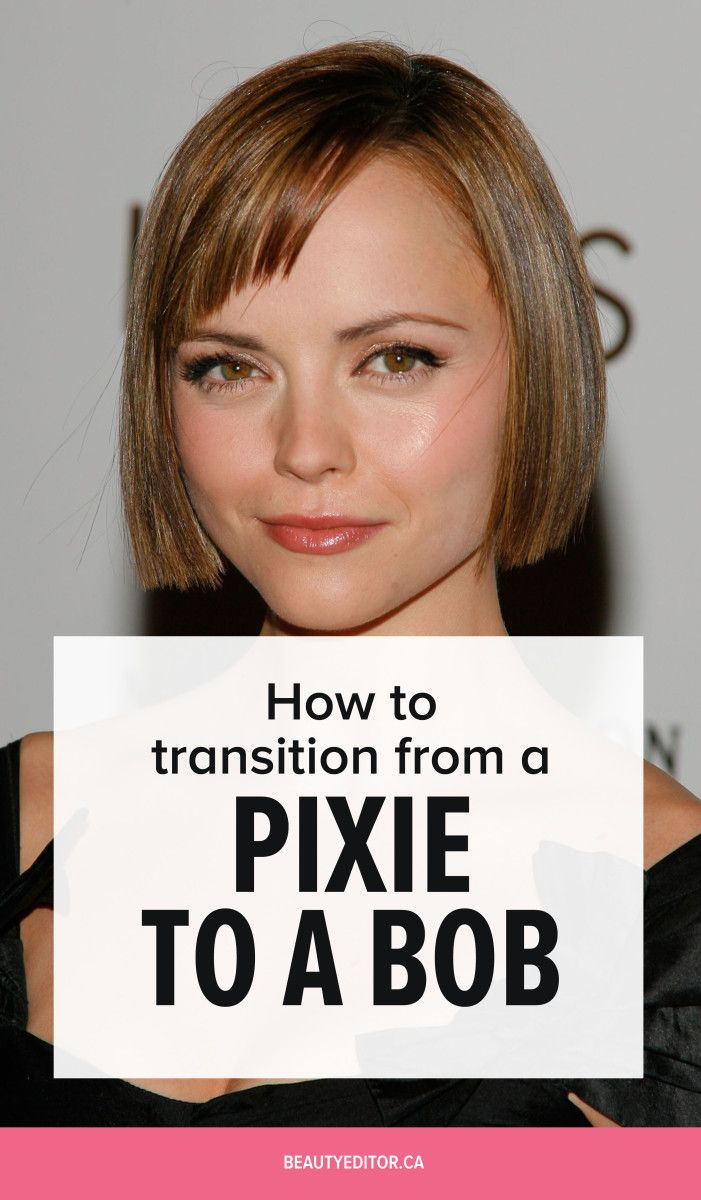 Bob Hairstyles Transition Hairstyles For Growing Out Short Hair