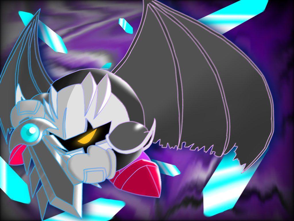 Dark Meta Knight Meta Knight Kirby Character Kirby