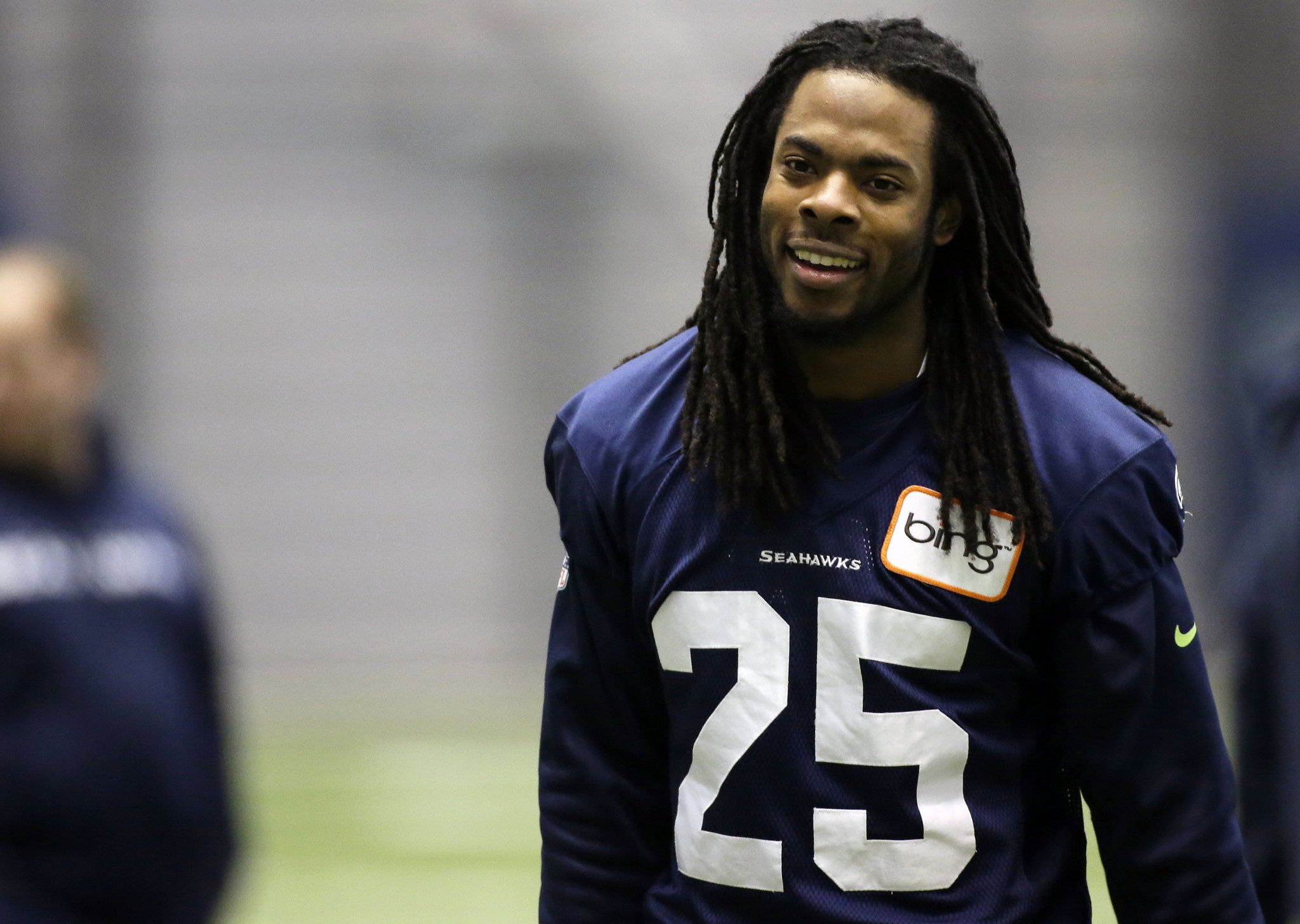 Nfl Playoffs Seattle Seahawks Big Cornerbacks Face Challenge In Atlanta Falcons Star Receivers Richard Sherman Nfl Wives Sherman