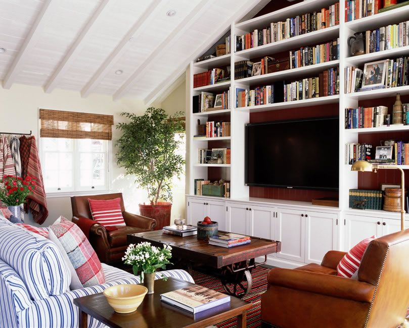 Pacific Palisades Guest House Schuyler Samperton Interior Design