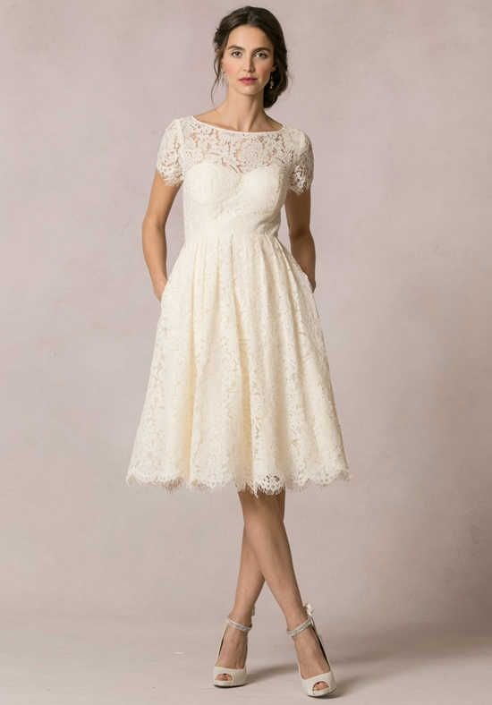 Jenny Yoo Collection Cadence Wedding Dress The Knot