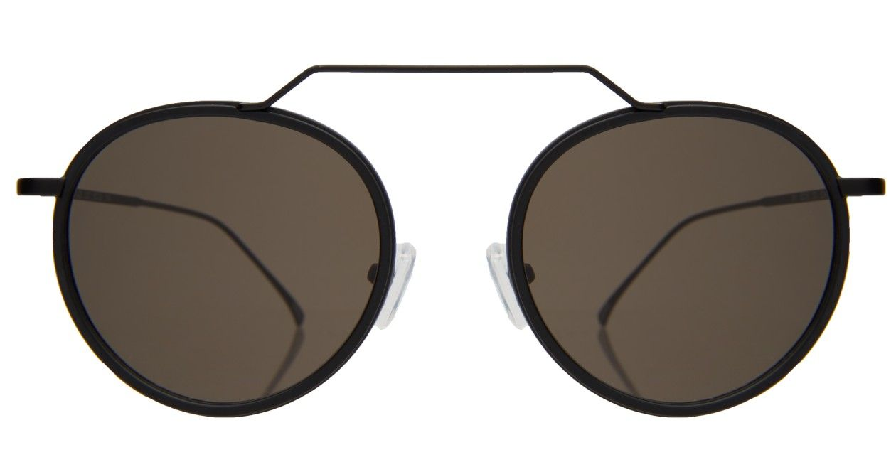 cedbefd31 ILLESTEVA Wynwood Ace Sunglasses Matte Black With Grey Flat Lenses. # illesteva #