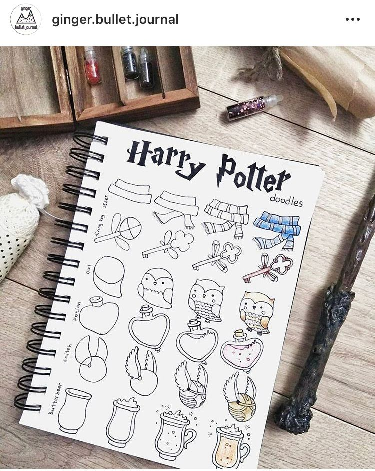Photo of 17 Cute Bullet Journal Doodles That You Can Easily Copy