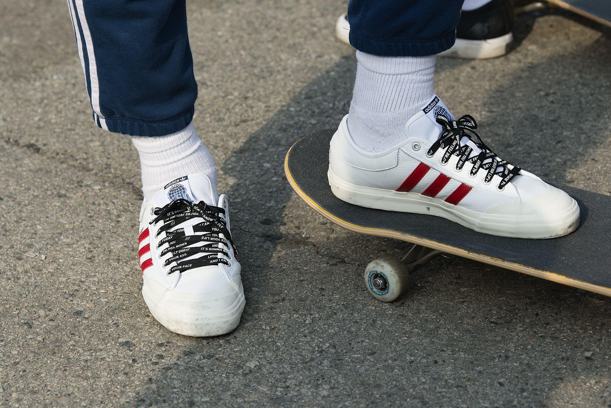 hilo Horno Destello  Images Of The adidas Skateboarding x A$AP Ferg Trap Lord Launch Party +  Skate Copa Court • KicksOnFire.com | Adidas skateboarding, Adidas,  Skateboard