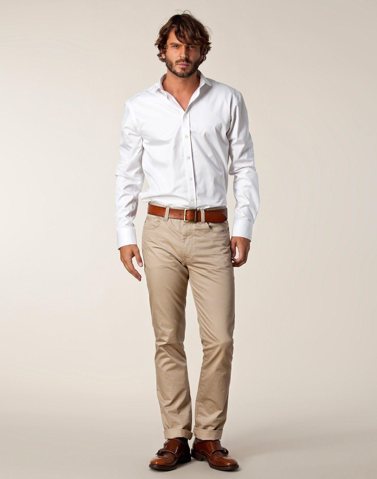 4f5dbb44c38 Camisas clásicas para Hombres | *MODA MASCULINA* | Camisas y Hombres