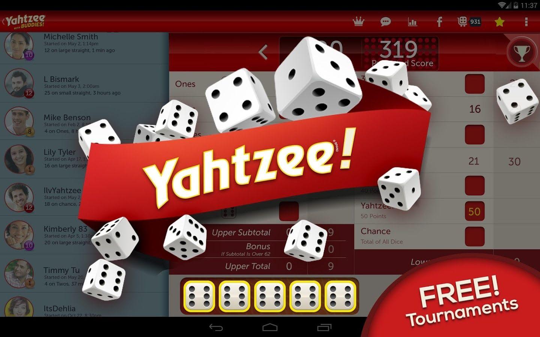 YAHTZEE® With Buddies screenshot (Có hình ảnh)