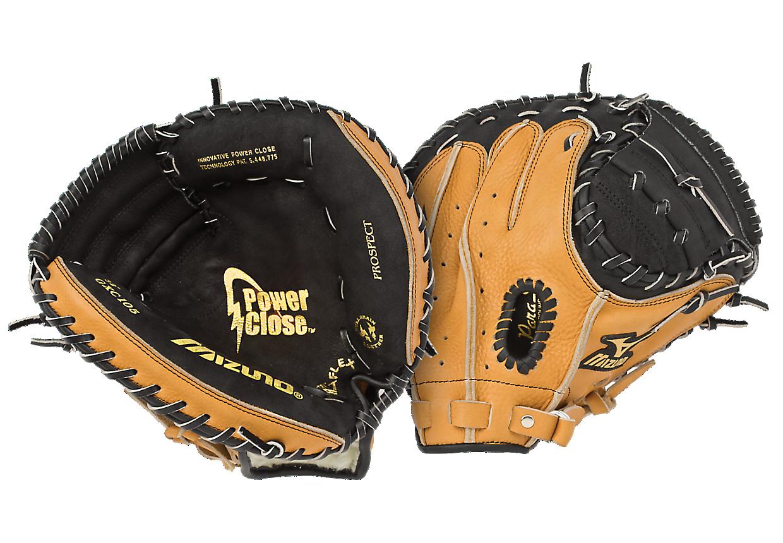 Prospect Series Gxc105 Catcher S Mitt Mizuno Usa Youth Baseball Gloves Baseball Catcher Baseball Glove