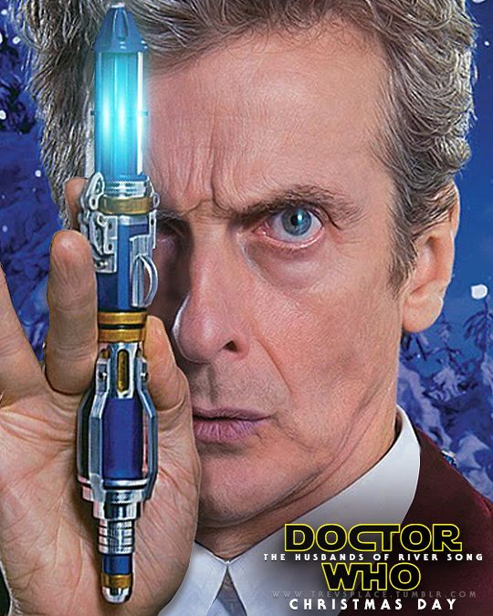 Given that the next couple movies I'll likely see at a cinema are Star Wars: The Force Awakens and the 2015 Doctor Who Christmas Special, I couldn't resist pairing the two.