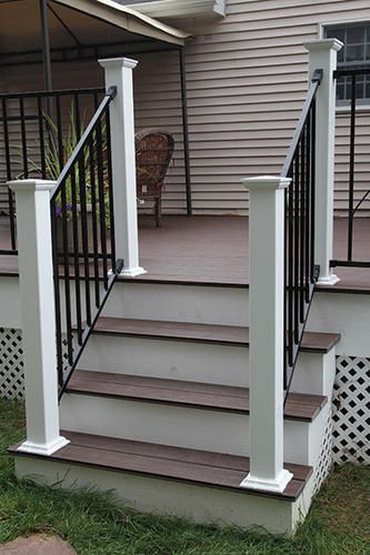 Best Image Result For Acrylic Railing Panels Exterior Black 400 x 300