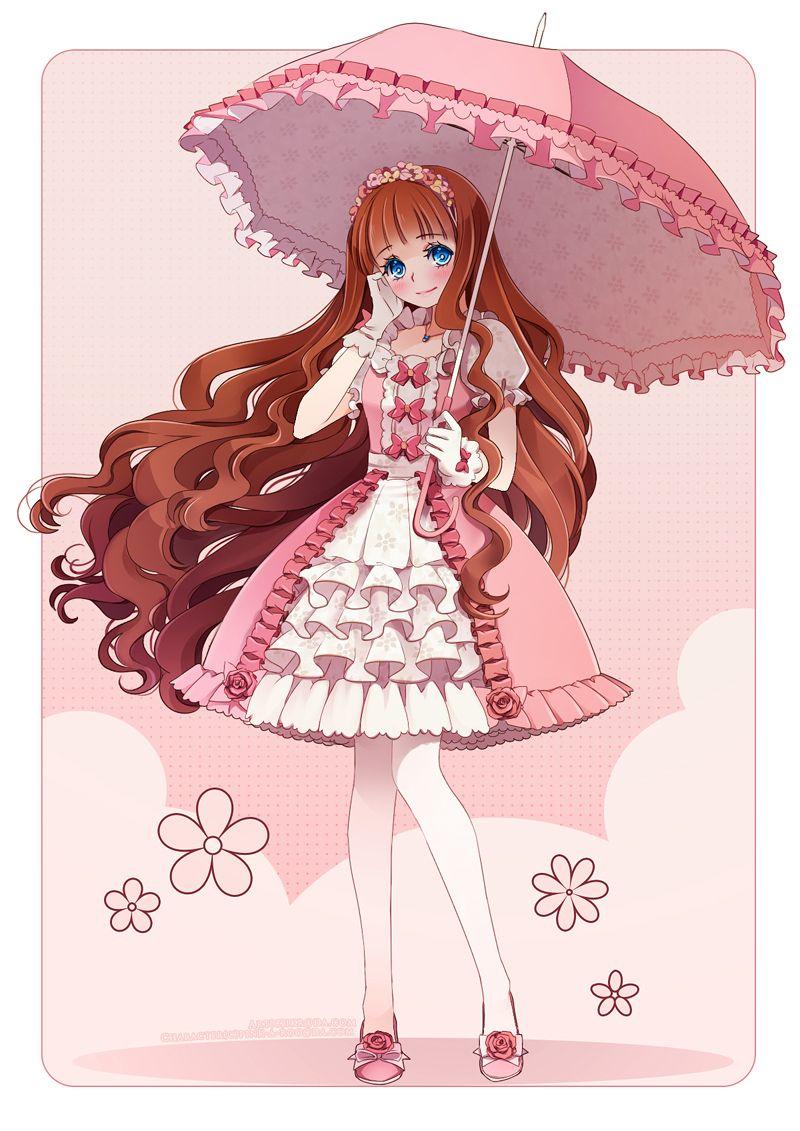 Comm: pink-a-roo by ikr.deviantart.com on @deviantART