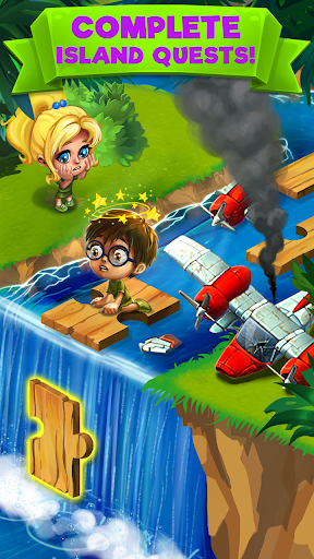 Island Experiment 4.0322 APK MOD OBB Android Download en