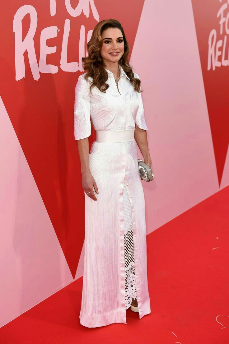 Queen Rania Al Abdullah. Queen Rania of Jordan | dream wear ...