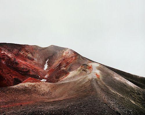Mount Etna, Sicily by Guy Sargent