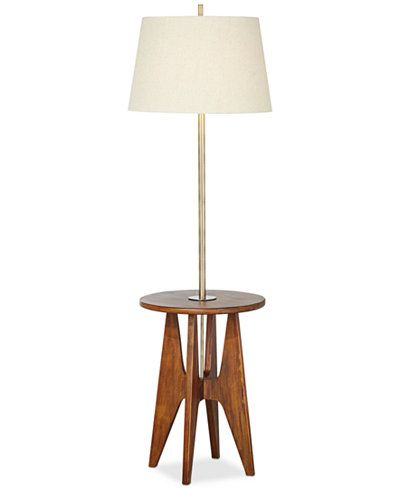 tripod lamp chrome led originality wooden table mean wood lamps with floor most uplighter
