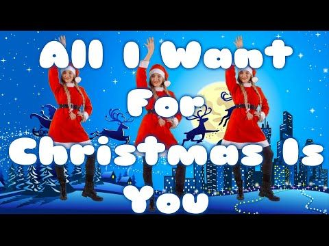 All I Want For Christmas Is You La Portella Tancek Dance Youtube Dance Christmas Dance Videos