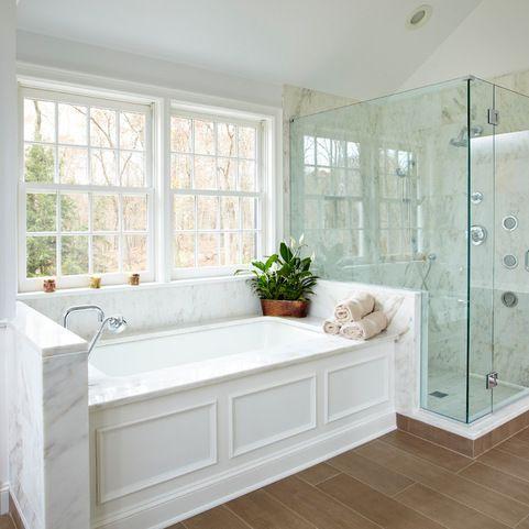 Master Suite Renovation - traditional - Bathroom - New York - TR