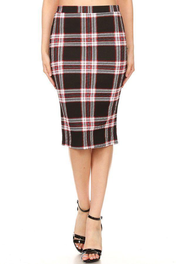 127c716f0c Women's Trendy Style Printed Pencil Skirt in 2019 | beauty | Printed ...