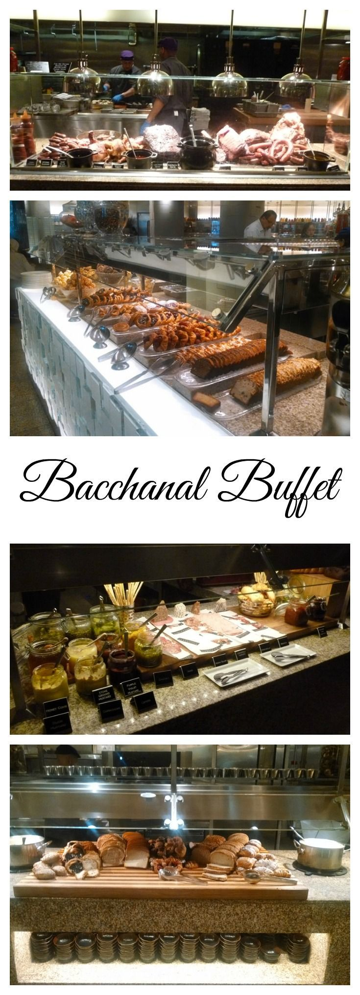 Bacchanal Buffet Prices, Hours, & Reviews Bacchanal