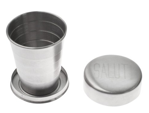 Izola Collapsible Travel Cup | 29 Last-Minute Gifts You Didn't Know You Could Get At Target