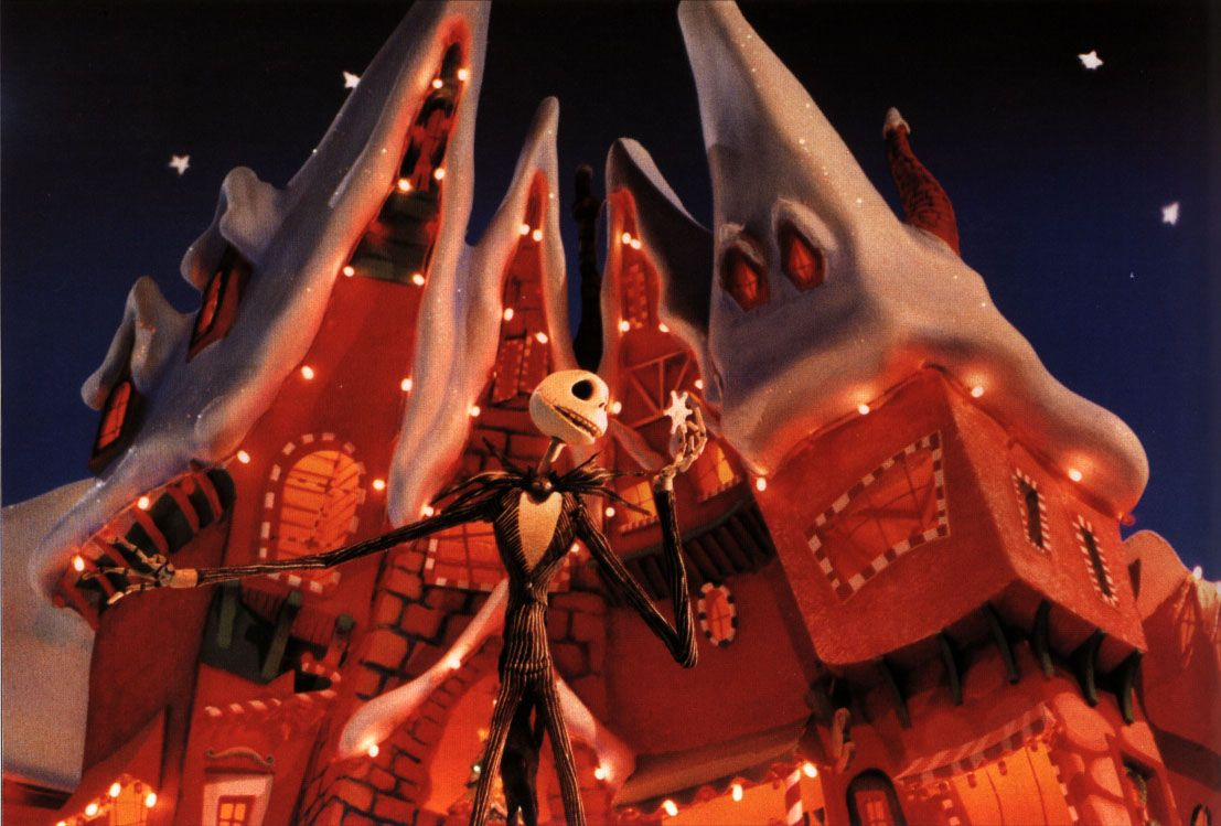 nightmare before christmas | Nightmare Before Christmas Christmas ...